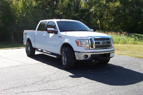 2011 Ford F-150 for sale in Greenwood, SC