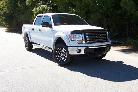2012 Ford F-150 for sale in Greenwood, SC