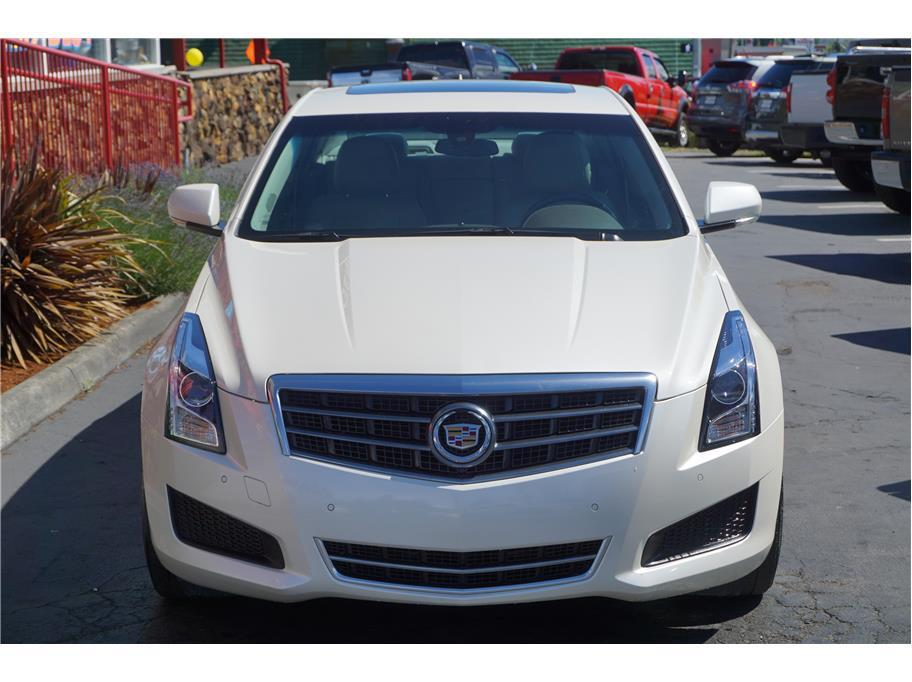 2014 Cadillac ATS AWD 2.0T Luxury 4dr Sedan - Burien WA