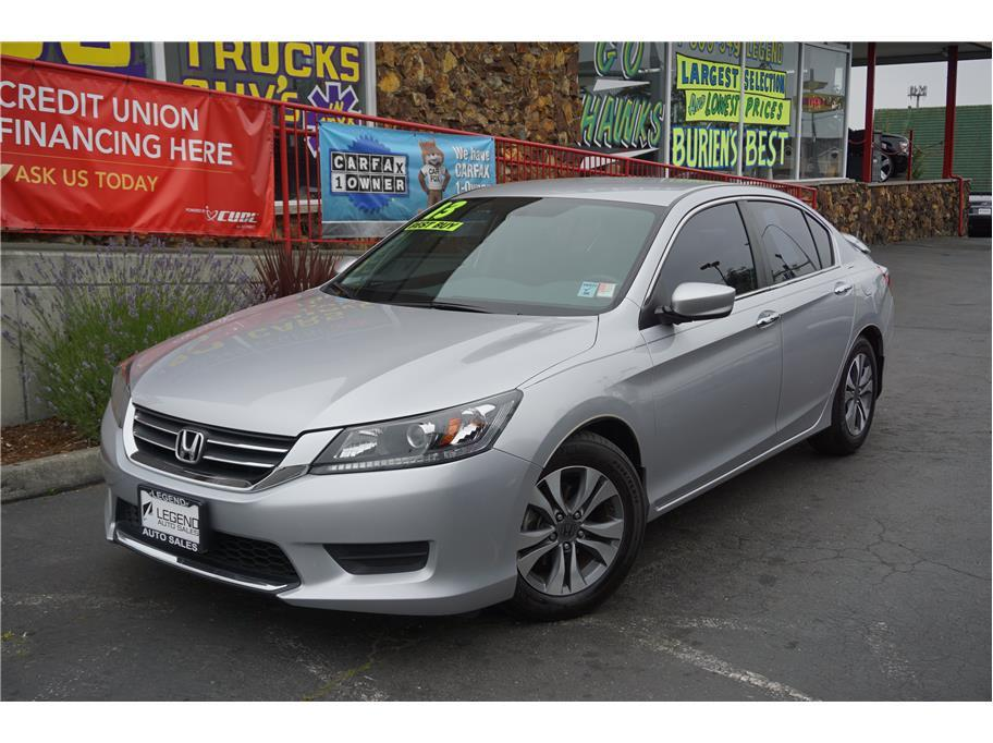 2013 honda accord lx 4dr sedan cvt in burien wa legend for Honda accord cvt lx