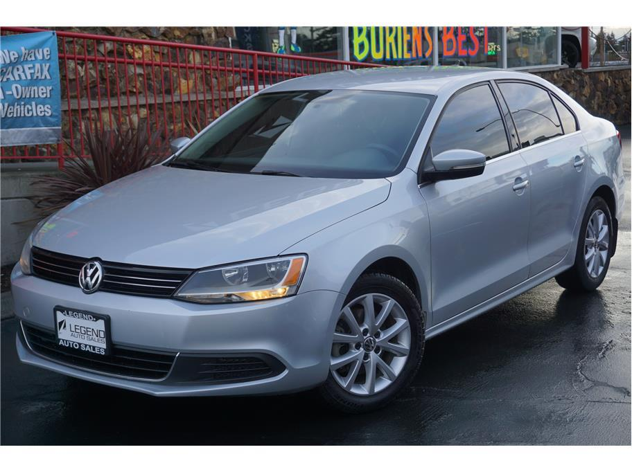 2014 volkswagen jetta 1 8t se sedan 4d in burien wa. Black Bedroom Furniture Sets. Home Design Ideas