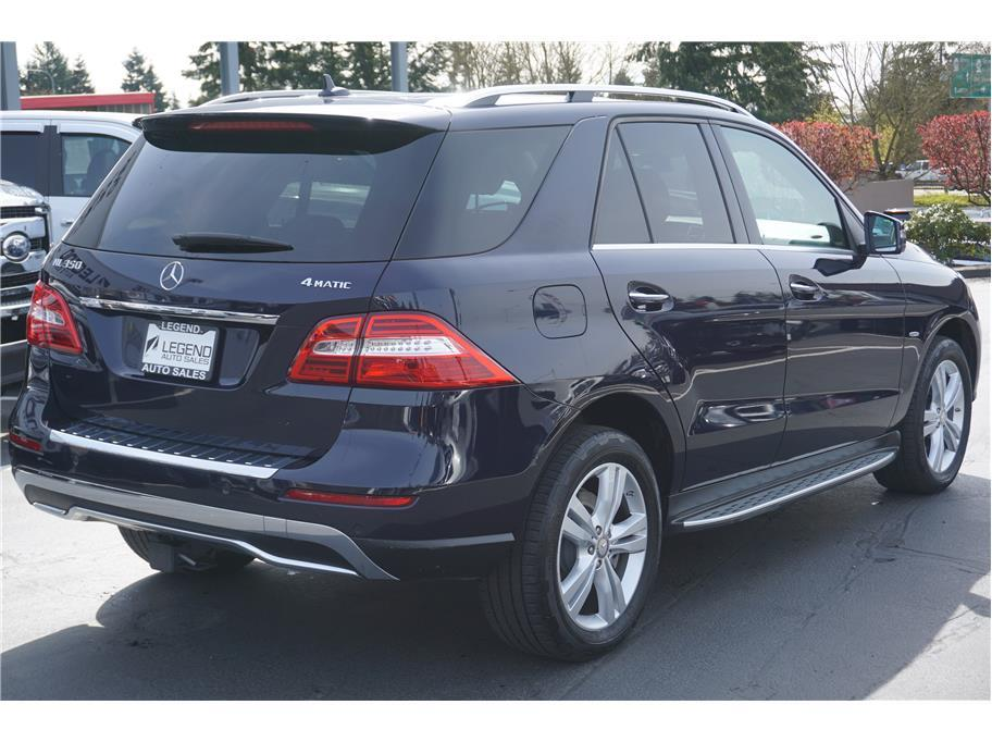 2012 Mercedes-Benz M-Class AWD ML 350 4MATIC 4dr SUV - Burien WA