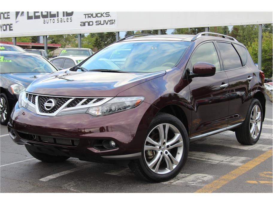 2013 nissan murano le sport utility 4d in burien auburn. Black Bedroom Furniture Sets. Home Design Ideas