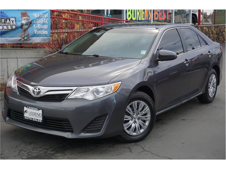 2014 toyota camry le sedan 4d in burien wa legend auto sales. Black Bedroom Furniture Sets. Home Design Ideas