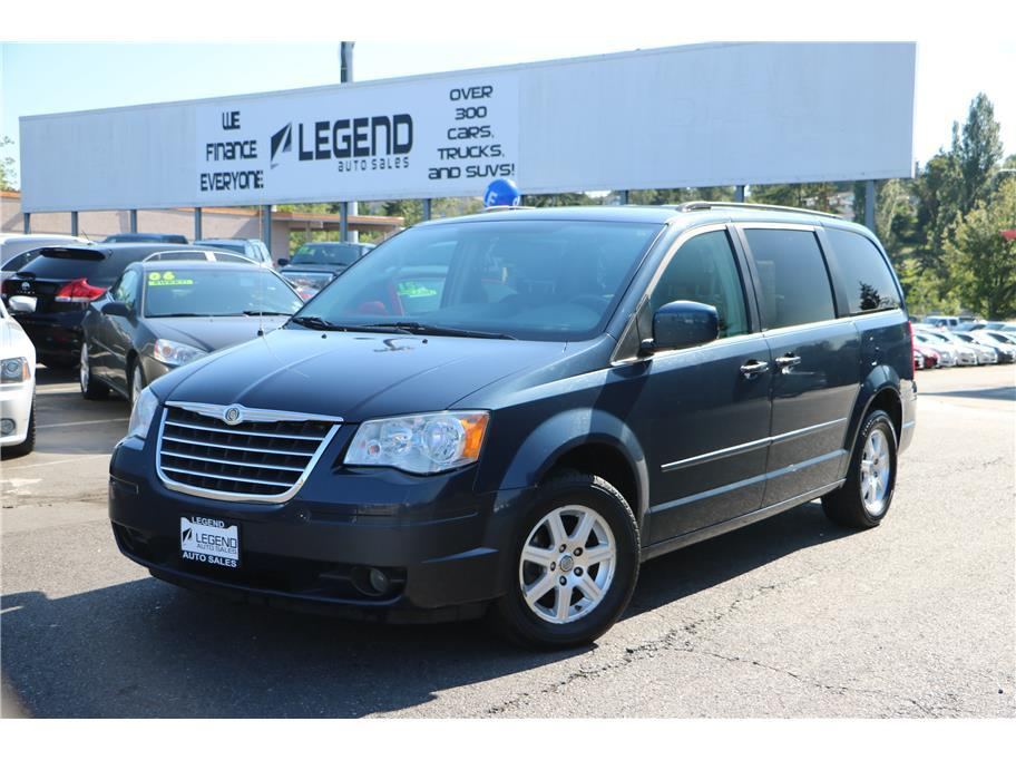2008 chrysler town and country touring 4dr mini van in burien wa legend auto sales. Black Bedroom Furniture Sets. Home Design Ideas