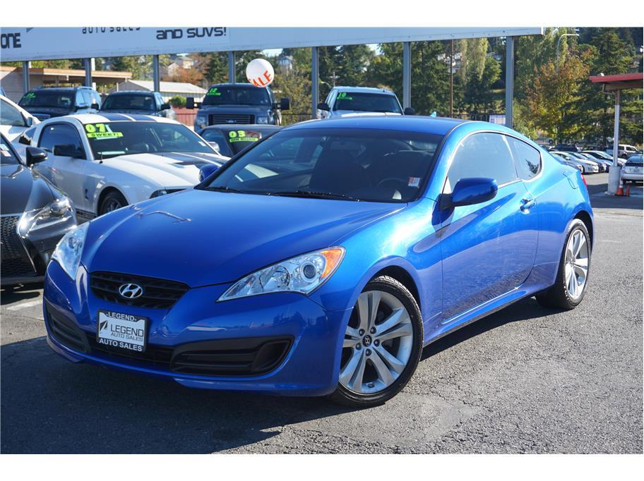 2010 hyundai genesis coupe 2 0t coupe 2d in burien wa legend auto sales. Black Bedroom Furniture Sets. Home Design Ideas