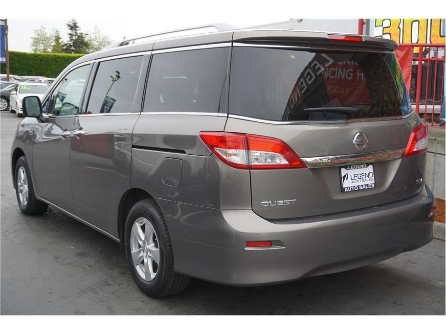 2016 nissan quest sv minivan 4d in burien wa legend auto sales. Black Bedroom Furniture Sets. Home Design Ideas