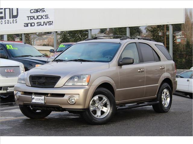 2006 kia sorento lx 4dr suv 4wd 3 5l v6 5m for sale in. Black Bedroom Furniture Sets. Home Design Ideas