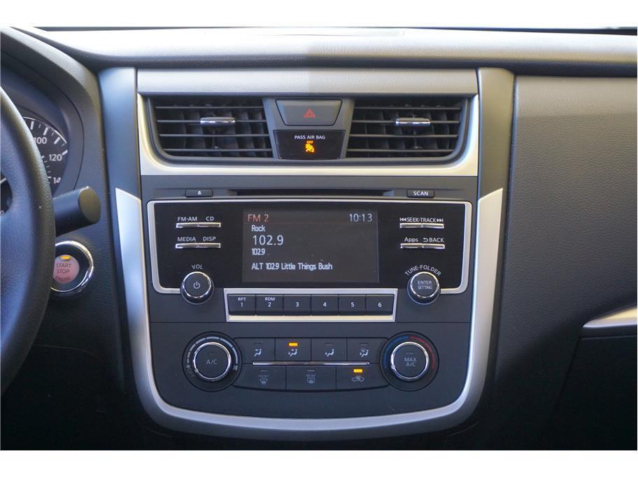 2016 Nissan Altima 2.5 S Sedan 4D - Burien WA