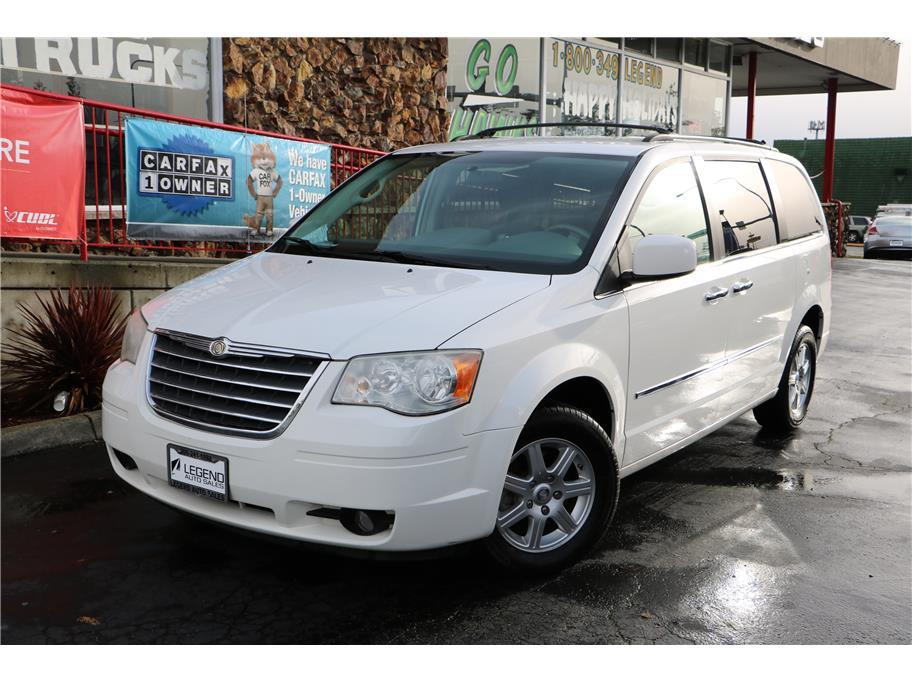 2010 chrysler town and country touring 4dr mini van in burien wa legend auto sales. Black Bedroom Furniture Sets. Home Design Ideas