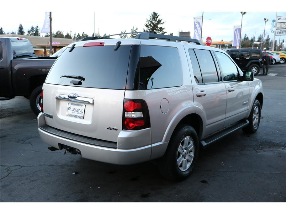2008 ford explorer xlt 4x4 4dr suv v6 in burien wa legend auto sales. Black Bedroom Furniture Sets. Home Design Ideas