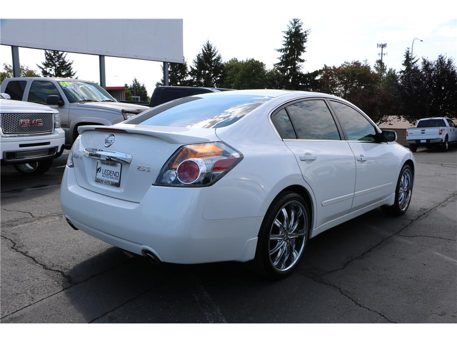 2012 nissan altima 2 5 s sedan 4d in burien wa legend. Black Bedroom Furniture Sets. Home Design Ideas