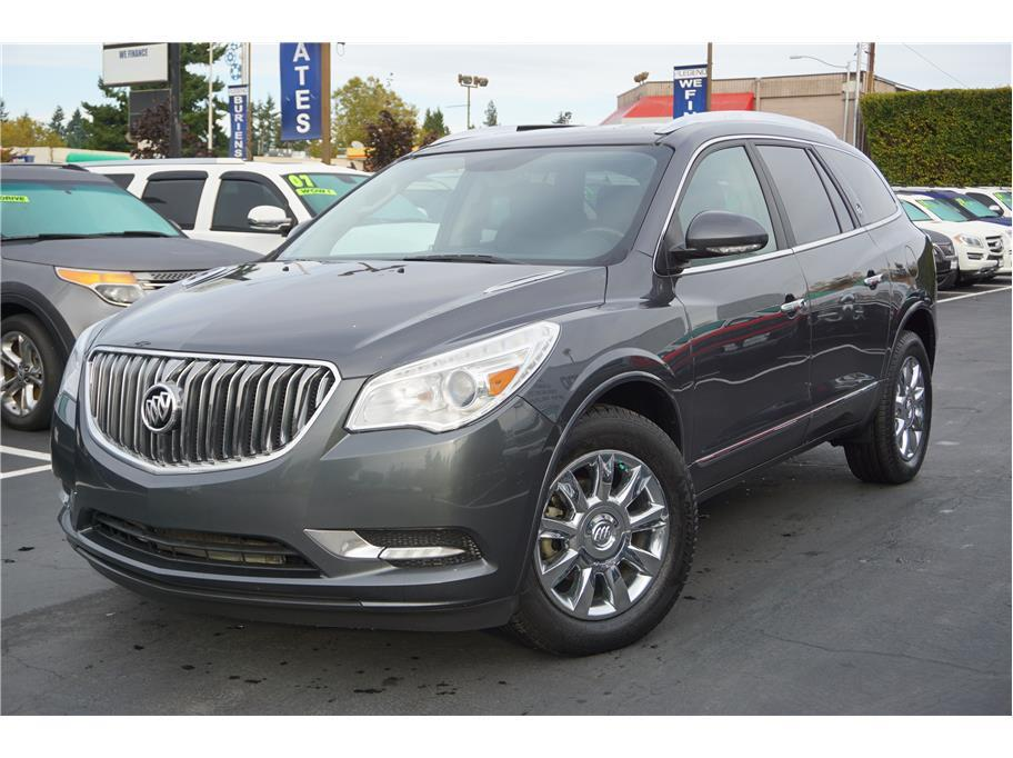 2013 buick enclave awd leather 4dr suv in burien wa legend auto sales. Black Bedroom Furniture Sets. Home Design Ideas