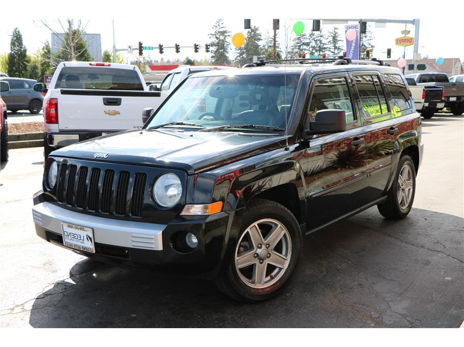 2007 jeep patriot 4x4 limited 4dr suv in burien wa. Black Bedroom Furniture Sets. Home Design Ideas