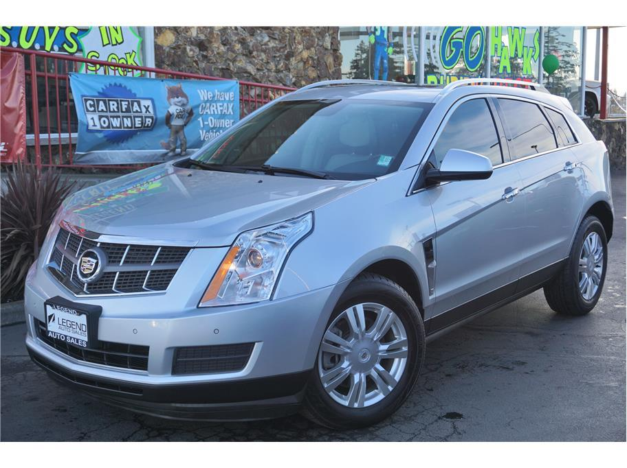 2010 cadillac srx luxury collection 4dr suv in burien wa legend auto sales. Black Bedroom Furniture Sets. Home Design Ideas