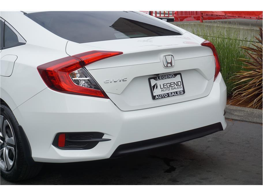 2016 Honda Civic LX 4dr Sedan CVT - Burien WA