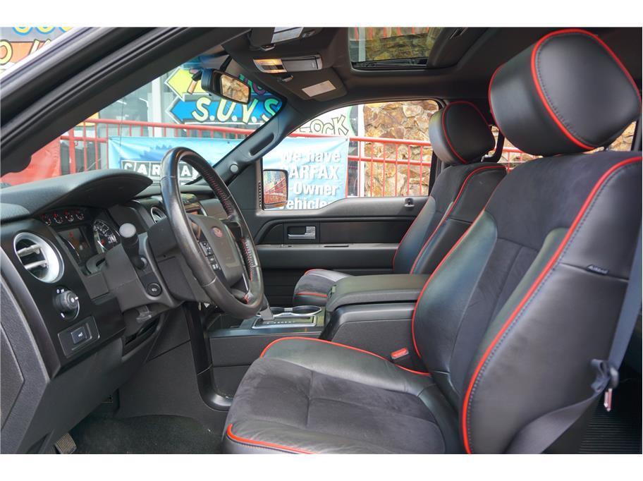 2013 Ford F-150 FX4 Pickup 4D 5 1/2 ft - Burien WA