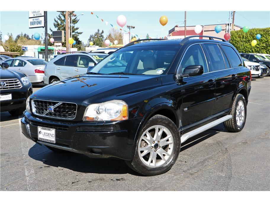 2004 volvo xc90 awd 4dr t6 turbo suv in burien wa legend. Black Bedroom Furniture Sets. Home Design Ideas