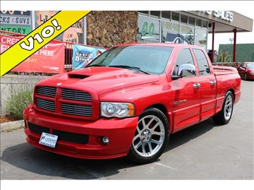2005 Dodge Ram Pickup 1500 SRT-10 for sale in Burien, WA