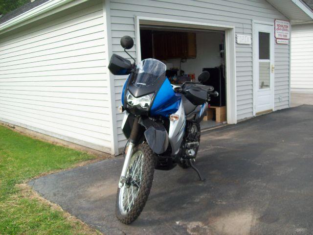 2011 Kawasaki KLR