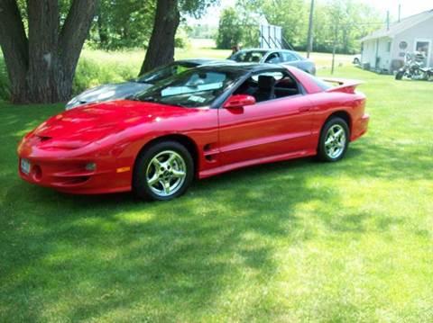 2002 Pontiac Firebird for sale in Gasport, NY