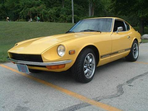 1970 Datsun 240Z for sale in Houston, TX