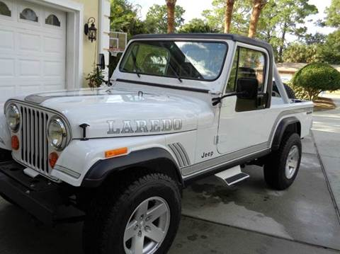 1982 Jeep Scrambler for sale in Houston, TX
