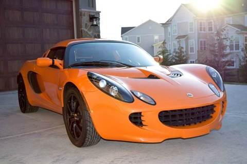 2007 Lotus Elise for sale in Houston, TX