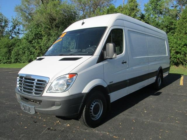 2013 mercedes benz sprinter cargo 2500 170 wb in roselle for Mercedes benz sprinter 2500 mpg