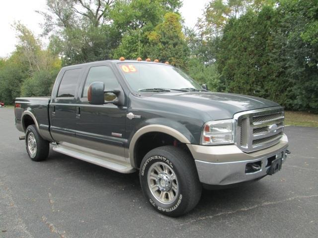 2005 Ford F-250 Super Duty