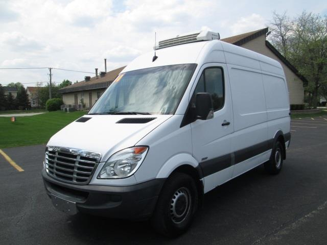 2010 mercedes benz sprinter cargo 2500 144 wb 3dr cargo for Mercedes benz sprinter 2500 mpg