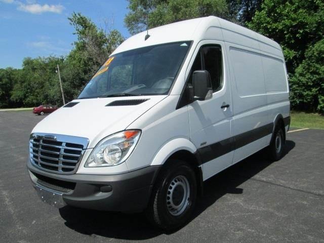 2013 mercedes benz sprinter cargo 2500 144 wb 3dr cargo for Mercedes benz 2500 cargo van