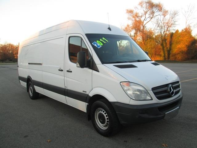 2011 Mercedes-Benz Sprinter 2500