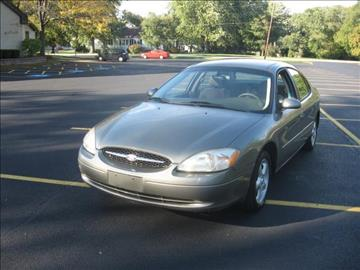 2002 Ford Taurus for sale in Roselle, IL