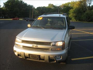 2004 Chevrolet TrailBlazer EXT for sale in Roselle, IL