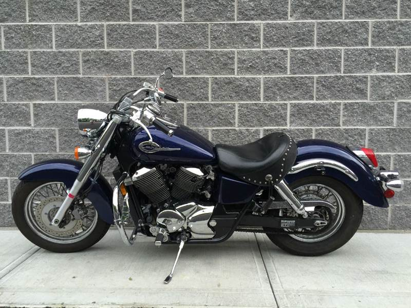 2001 Honda Shadow 750 Ace Owners Manual