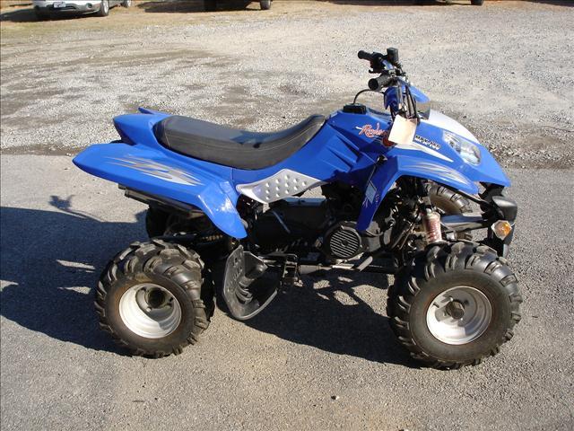 2007 TANK MPX-150