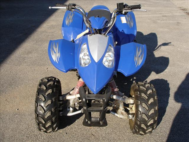 2007 TANK MPX-150  - HENRICO NC