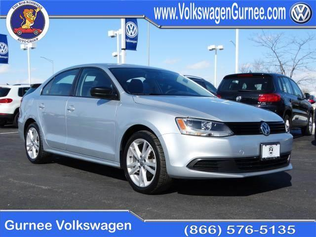 2013 Volkswagen Jetta for sale in Gurnee IL