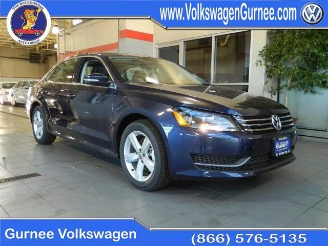 2013 Volkswagen Passat for sale in Gurnee IL