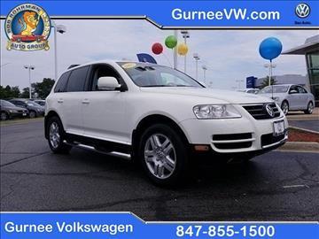2005 Volkswagen Touareg for sale in Gurnee, IL