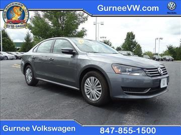 2015 Volkswagen Passat for sale in Gurnee, IL