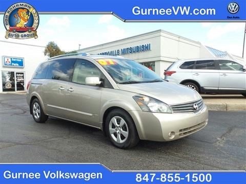 2007 Nissan Quest for sale in Gurnee, IL
