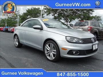 2014 Volkswagen Eos for sale in Gurnee, IL