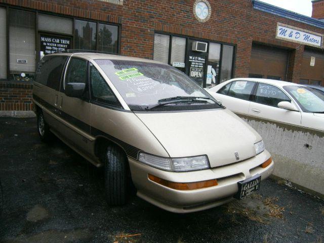 1995 Oldsmobile Silhouette