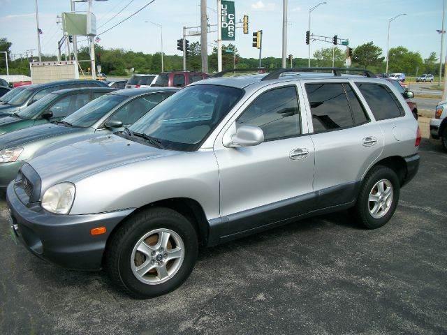 2003 Hyundai Santa Fe