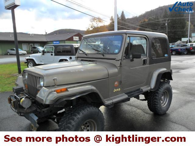 used 1991 jeep wrangler for sale. Cars Review. Best American Auto & Cars Review