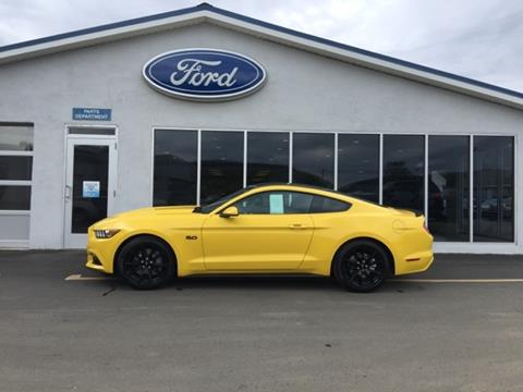 2017 Ford Mustang for sale in Coudersport, NY