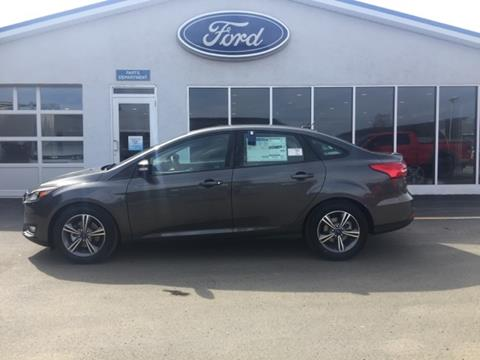 2017 Ford Focus for sale in Coudersport, NY