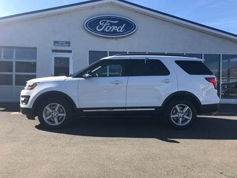 2017 Ford Explorer for sale in Coudersport, NY